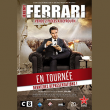 Spectacle JEREMY FERRARI à Chalon sur Saône @ Salle Marcel Sembat - Billets & Places