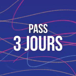 Solidays 2019 - Pass 3 Jours 99 Euros