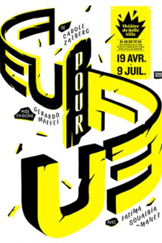 FEU POUR FEU @ THEATRE DE BELLEVILLE - PARIS