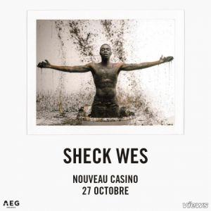 SHECK WES @ Le Nouveau Casino - Paris
