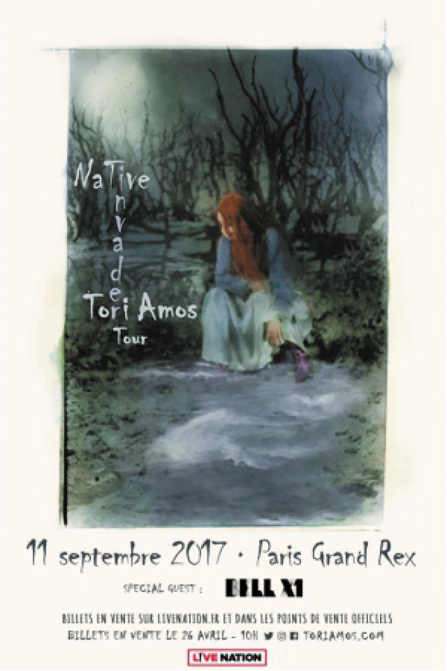 TORI AMOS @ Le Grand Rex - Paris
