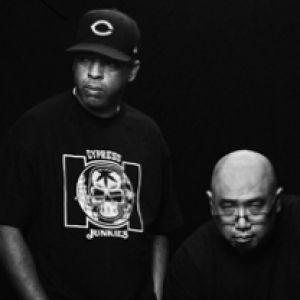 CYPRESS JUNKIES (Eric Bobo + DJ Rhettmatic) + TY @ La Place - PARIS