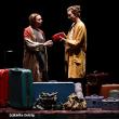 Théâtre AU-DELÀ DE  LA FORÊT, LE MONDE