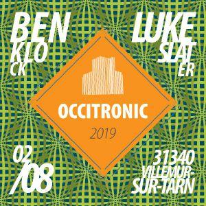 Occitronic 2019 - Pass 1 Jour - Vendredi 2 Août 2019
