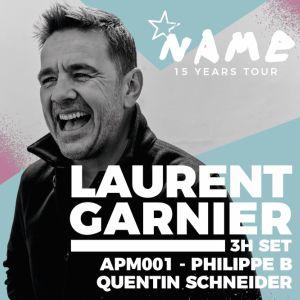 Laurent Garnier - Warehouse Nantes