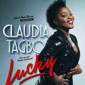 CLAUDIA TAGBO - LUCKY @ Pasino de ST AMAND - SAINT AMAND LES EAUX