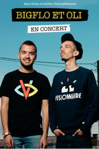 Concert BIGFLO ET OLI à FLOIRAC @ BORDEAUX METROPOLE ARENA - Billets & Places