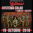 Concert SYSTEMA SOLAR à TOULOUSE @ LE METRONUM - Billets & Places