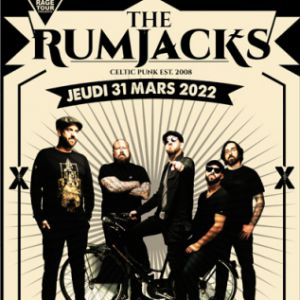 The Rumjacks +Support