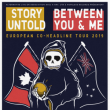 Concert STORY UNTOLD + BETWEEN YOU AND ME à Paris @ Le Backstage by the Mill - Billets & Places