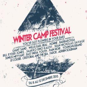 Concert WINTER CAMP:BILL RYDER JONES + YOUNGHUSBAND + CRISTOBAL & THE SEA à Paris @ Point Ephémère - Billets & Places