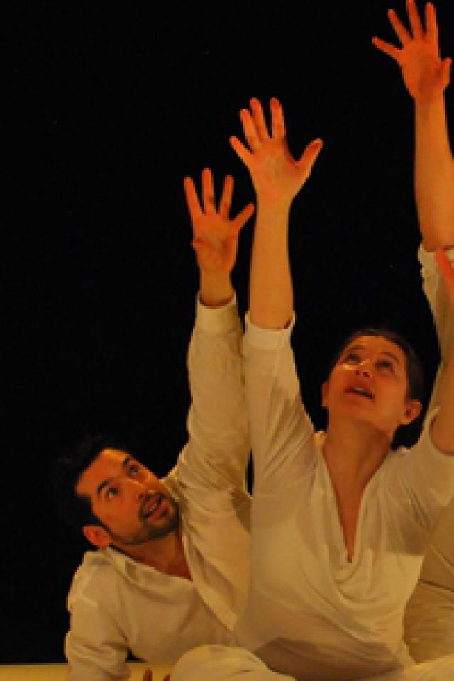 Timée @ Théâtre du Beauvaisis - Hors les murs - BEAUVAIS