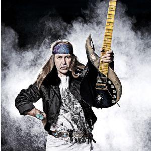 Uli Jon Roth - Solo World Tour 2020 - Interstellar Sky Guitar