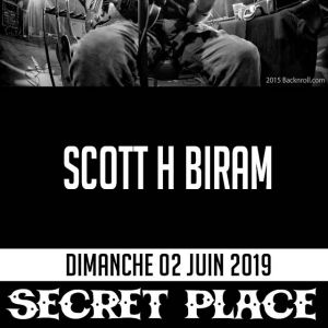 Scott H Biram + Jacob Wild + Docteur Flamingo