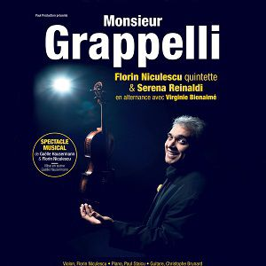 Monsieur Grappelli @ Café de la Danse - Paris