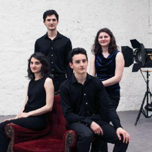 Les Musicales Du Golfe - Quatuor Tchalik