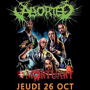 Concert Aborted + Guest
