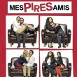Théâtre MES PIRES AMIS à BRASLES @ Espace Raymond Commun - Billets & Places