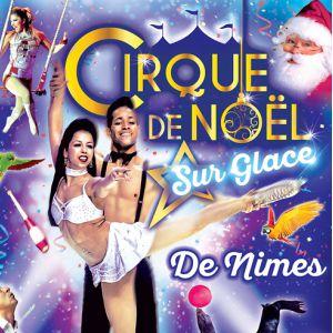 Le Cirque De Noël Sur Glace À Nîmes