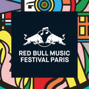 Red Bull Music Festival : Hyperstation @ La Station - Gare des Mines - PARIS