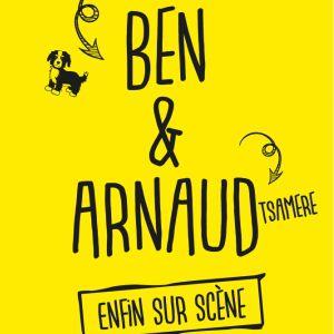 BEN ET ARNAUD TSAMERE @ Espace André Malraux - JOUÉ LÈS TOURS