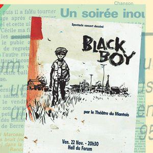 """""""Black Boy"""" - Théâtre Du Mantois"""