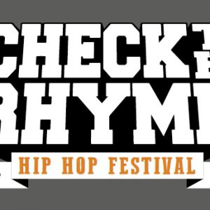 Check The Rhyme - Pass 2 Jours