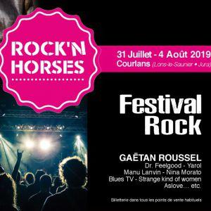 Festival Rock'n Horses 2019 - Pass 2 Jours