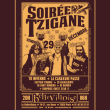 SOIREE TZIGANE + FIESTA QUE CALOR à Paris @ La Bellevilloise - Billets & Places
