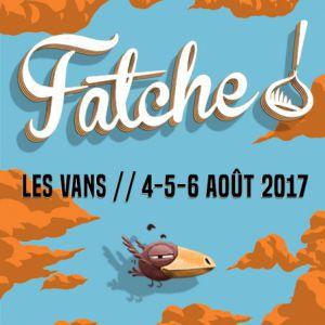 FESTIVAL FATCHE 2017 - PASS 3 JOURS @ CENTRE D'ACCUEIL - LES VANS