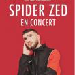 Concert SPIDER ZED à Nantes @ Le Ferrailleur - Billets & Places