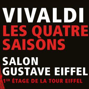 Orchestre PARIS CLASSIK @ Tour Eiffel - Salle Gustave Eiffel (1er étage - PARIS