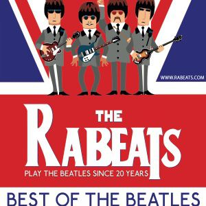 The Rabeats - Hommage Au Beatles