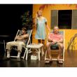 Théâtre Un week-end sur deux et la moitié des vacances sco