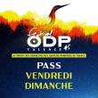 FESTIVAL ODP TALENCE #5 - PASS 2 JOURS VENDREDI - DIMANCHE @ Parc Peixotto - Billets & Places