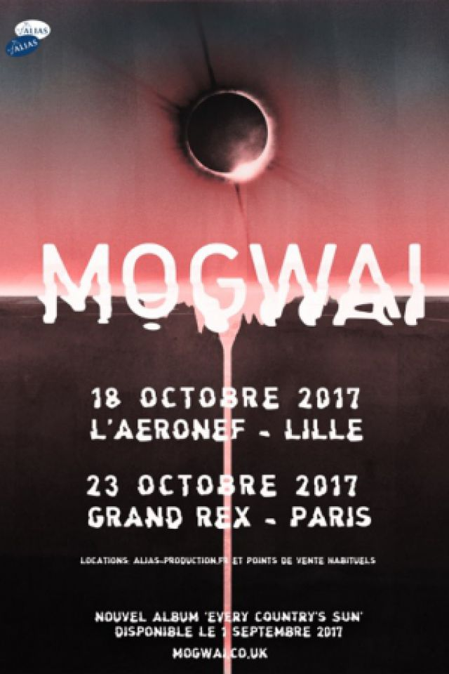 Billets MOGWAI - Le Grand Rex