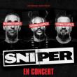 Concert SNIPER + 1ère partie