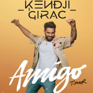 Kendji Girac - Amigo Tour 2019