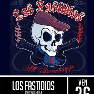 LOS FASTIDIOS @ SECRET PLACE - SAINT JEAN DE VÉDAS