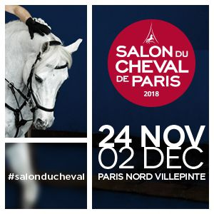 Billets SALON DU CHEVAL DE PARIS - Parc des Expositions Paris Nord Villepinte