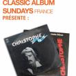 Concert Classic Album Sundays - Christophe, Les Mots Bleus