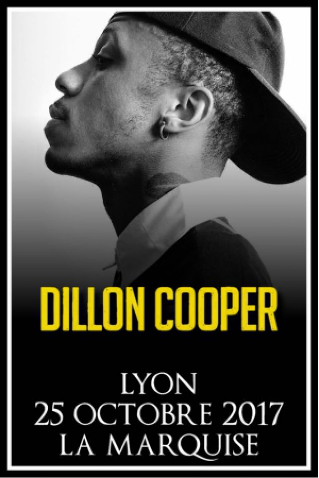 DILLON COOPER @ La Marquise (Péniche) - Lyon