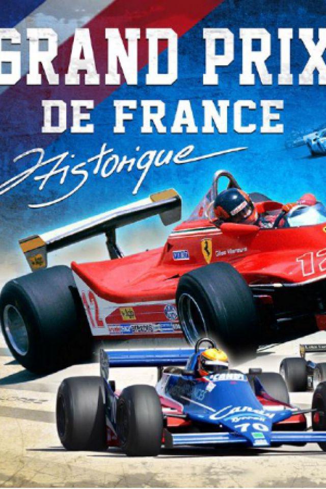 Grand prix de France historique @ Circuit Nevers Magny-Cours - Magny-Cours