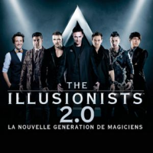 Spectacle THE ILLUSIONISTS 2.0