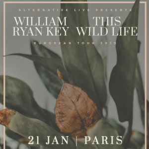 This Wild Life + William Ryan Key (Formerly Of Yellowcard)