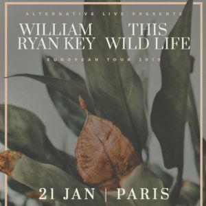 This Wild Life + William Ryan Key (Formerly Of Yellowcard)