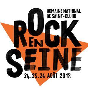 Billets ROCK EN SEINE 2018 - FORFAIT 3 JOURS - Domaine national de Saint-Cloud