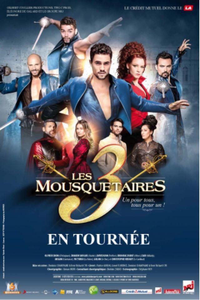 LES 3 MOUSQUETAIRES @ Le Dôme - Marseille