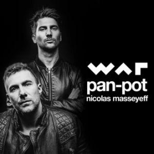 WE ARE REALITY : PAN-POT, NICOLAS MASSEYEFF @ TRANSBORDEUR - Villeurbanne
