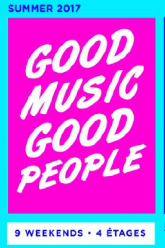 SOLEIL NOCTURNE • Good Music For Good People @ La Machine du Moulin Rouge - Paris